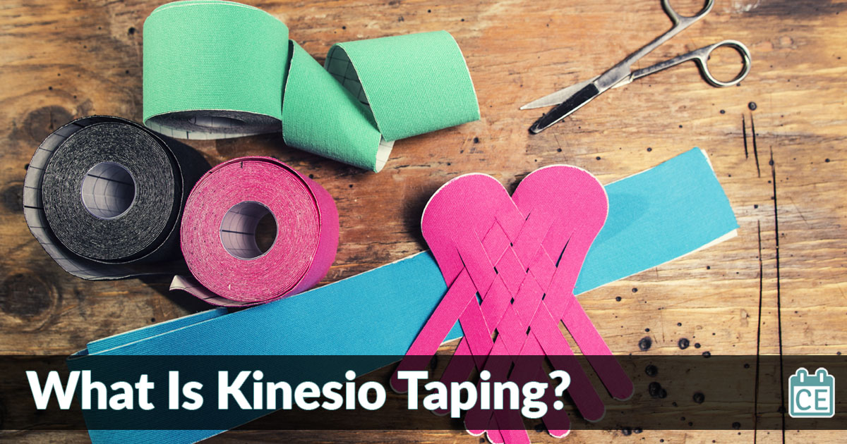 Kinesio Taping: Who, What, How, & Why - Massage CE Directory