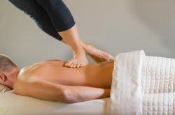 Ashiatsu Floor Therapy