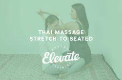 Thai Massage Training
