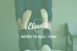 Acu-Thai Massage CEU