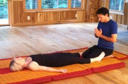 Intro To Thai Yoga Bodywork -Supine Position (Mod 1)