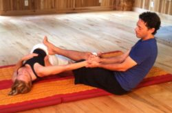 Thai Yoga Bodywork – Therapeutic Stretches 2 (Mod 6)