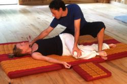 Thai Yoga Bodywork – Therapeutic Stretches 1 (Mod 5)