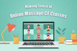Making Sense of Online Massage CE Classes