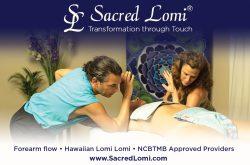 Sacred Lomi 3 Day Workshop